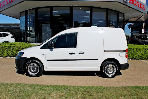 2015 MY16 Volkswagen Caddy 2KN  TSI160 TSI160 - Runner Van Image 5