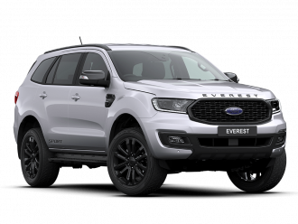 Ford Everest Sport UA II