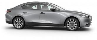 2021 Mazda 3 BP G20 Evolve Sedan Sedan image 9