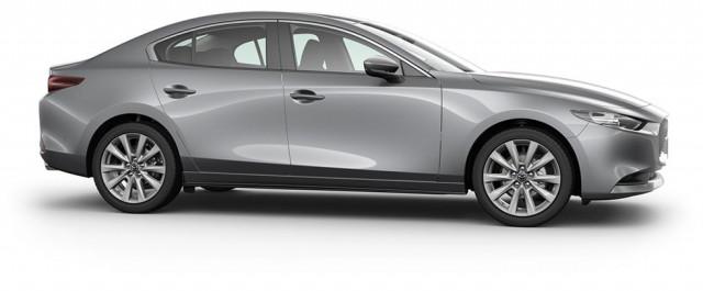 2021 Mazda 3 BP G20 Evolve Sedan Sedan Mobile Image 9