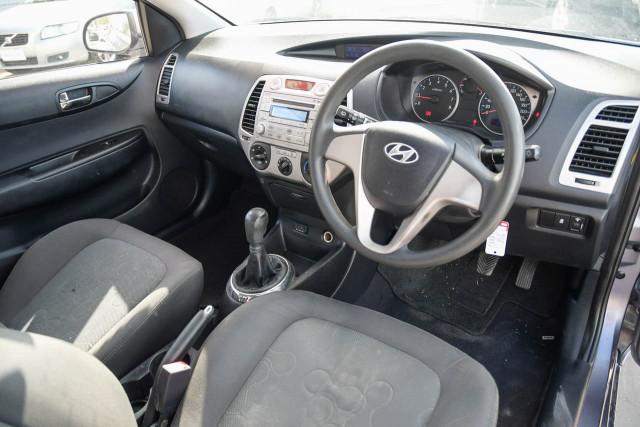 2012 Hyundai I20 PB MY12 Active Hatchback Image 7