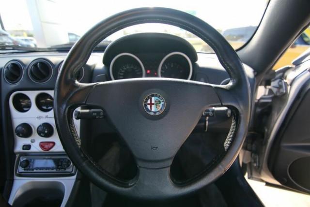 2001 Alfa Romeo Spider Twin Spark Luxury Convertible