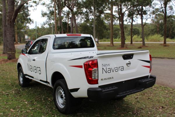 2021 Nissan Navara D23 King Cab SL Cab Chassis 4x4 Utility Image 5