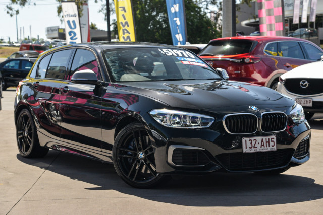 2018 BMW 1 Series F20 LCI-2 M140i Hatchback