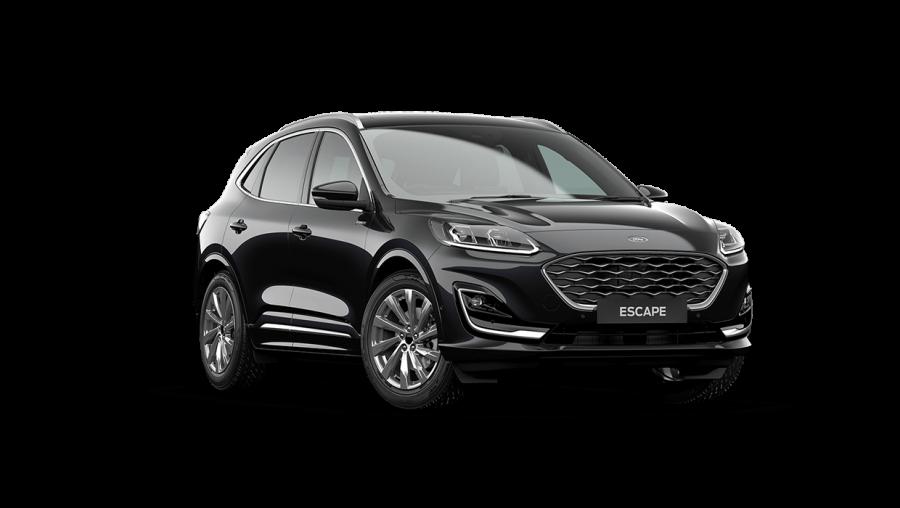 2020 MY21.25 Ford Escape ZH Vignale Suv image 1