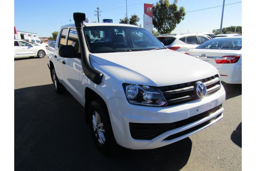 2017 Volkswagen Amarok 2H MY17 TDI420 Utility