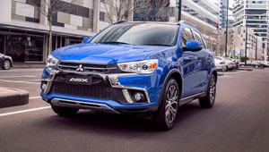 ASX Built for turning heads