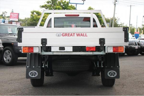 2021 GWM Steed K2 Single Cab Cab chassis Image 4