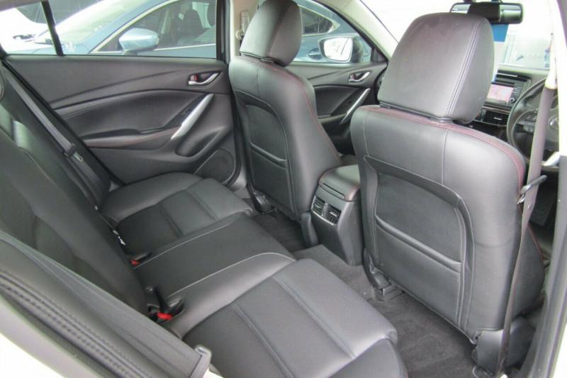 2013 Mazda 6 GJ1031 GT SKYACTIV-Drive Sedan