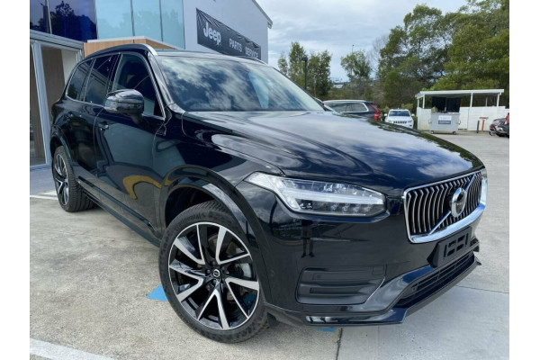 2020 MY21 Volvo XC90 L Series MY21 D5 Geartronic AWD Momentum Suv Image 2