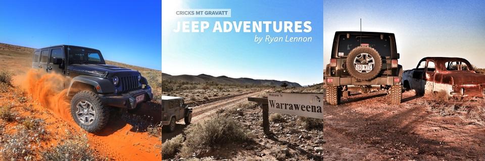 1 Jeep Wrangler, 7500km & 11 Days - Part 2