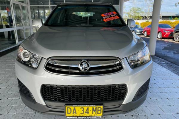 2015 Holden Captiva 7 - LS Suv