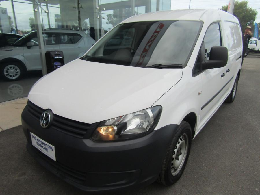 2012 Volkswagen Caddy 2KN MY12 TDI250 Van Image 1