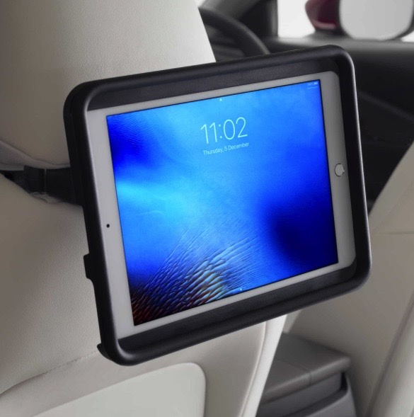 Rear Seat Entertainment Holder for iPad®