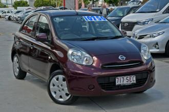 Nissan Micra ST-L K13