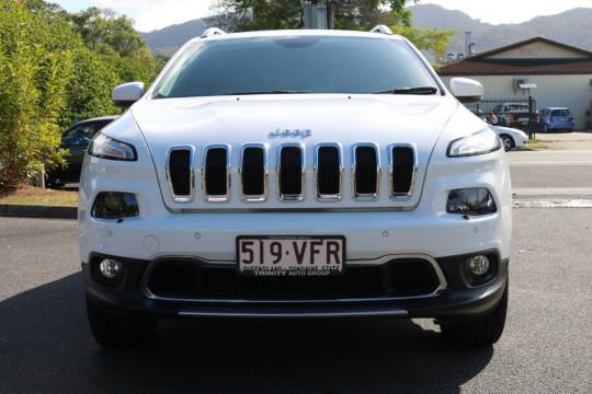 2014 MY15 Jeep Cherokee KL Limited Wagon