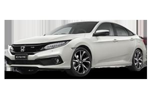 2020 Honda Civic Sedan 10th Gen RS Hatchback