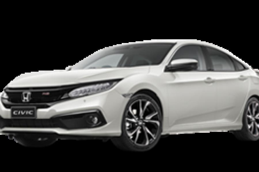 2020 Honda Civic Sedan RS
