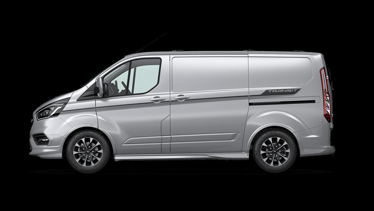 2020 MY20.5 Ford Transit VN Custom Sport 320S SWB Van Image 6
