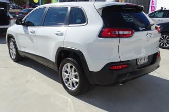 2015 Jeep Cherokee KL Sport Suv