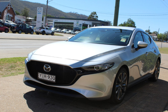 2019 Mazda 3 BP G20 Touring Hatch Hatch Image 3
