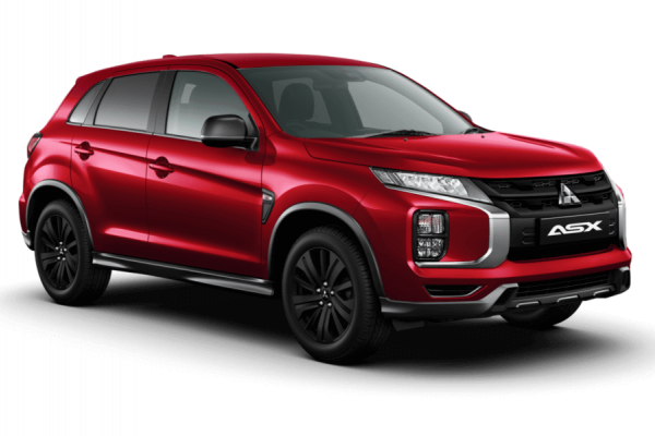 2021 Mitsubishi ASX XD MR Suv