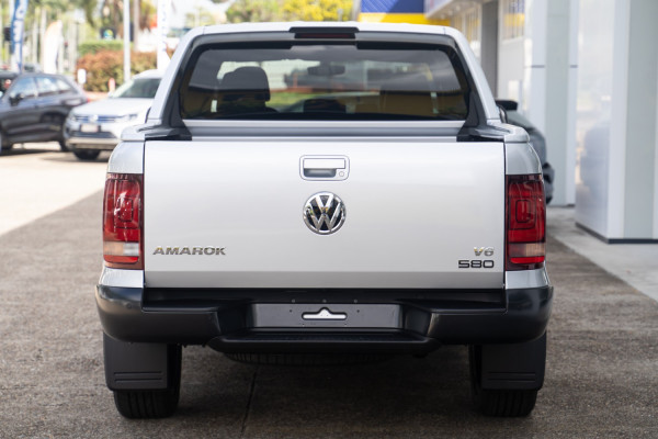 2020 Volkswagen Amarok TDI580SE Highline 4M Utility Image 5