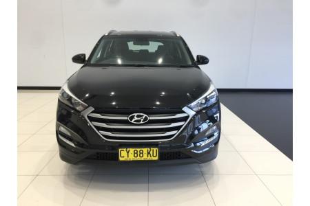 2017 Hyundai Tucson TL Active X Suv Image 3