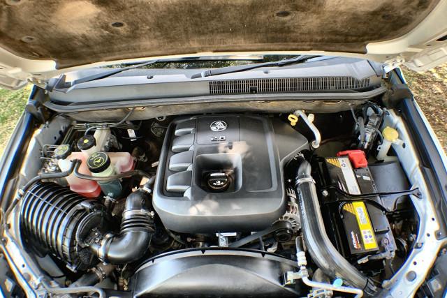 2016 Holden Colorado RG MY16 LS Tray back Image 3