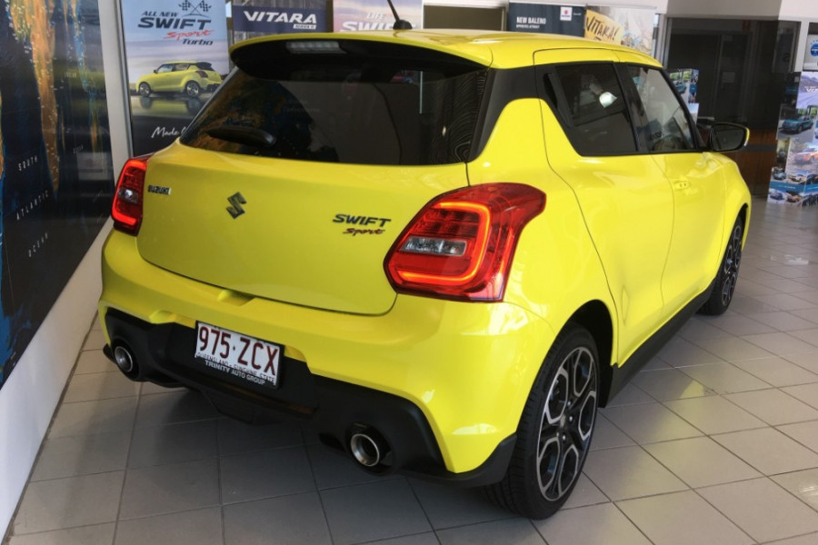 2019 MY18 Suzuki Swift Sport AZ Swift Sport Hatchback