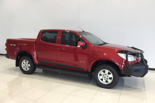 2013 Holden Colorado RG Turbo LT 4x4 dual cab Image 2