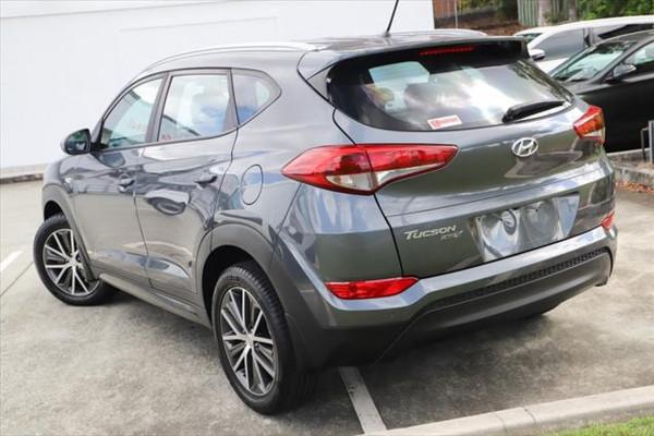 2016 Hyundai Tucson TL MY17 Active X Suv
