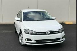 Volkswagen Polo 85TSI Comfortline AW MY20