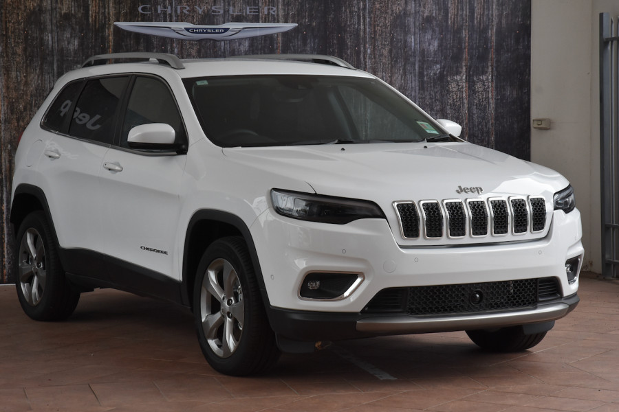 2019 Chrysler Cherokee LIMITED 3.2L V6 9Spd Auto Wagon