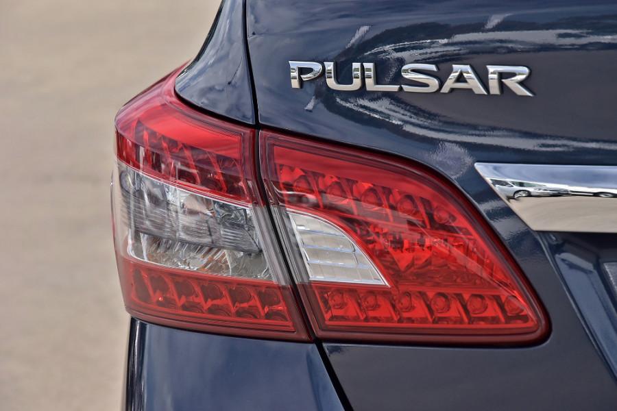 2013 Nissan Pulsar ST