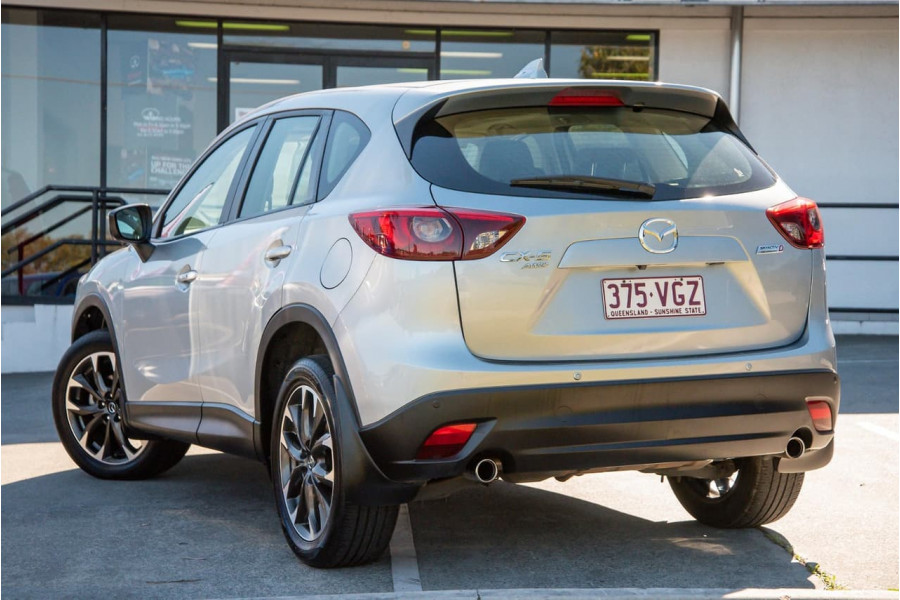 2015 Mazda CX-5 KE Series 2 Akera Suv