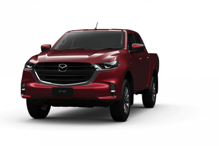 2020 Mazda BT-50 XT 4x4 Pickup