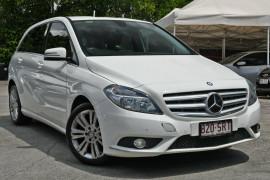 Mercedes-Benz B-Class B200 CDI BlueEFFICIENCY DCT W246
