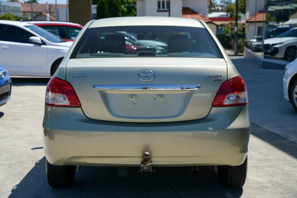 2007 Toyota Yaris NCP93R YRS Sedan Image 3