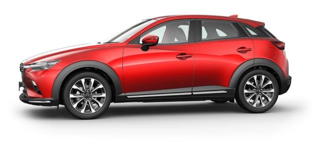 2020 MY0  Mazda CX-3 DK sTouring Suv Mobile Image 22