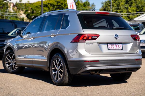 2016 MY17 Volkswagen Tiguan 5N  110TSI Comfrtline Suv