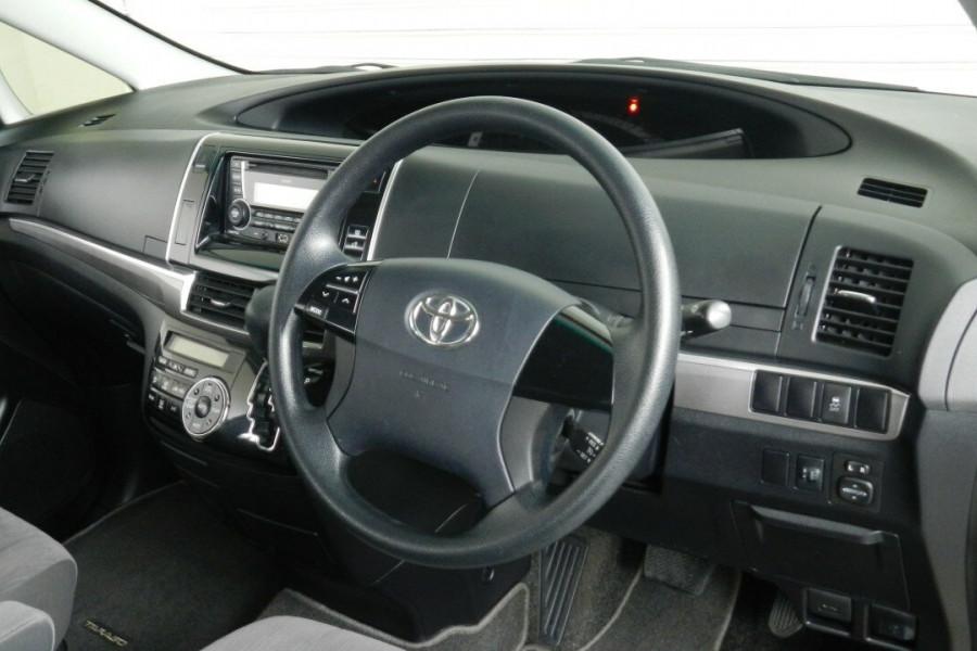 2014 MY13 Toyota Tarago ACR50R MY13 GLi Wagon