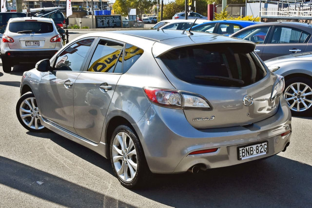 2009 Mazda 3 BL Series 1 SP25 Hatchback Image 2