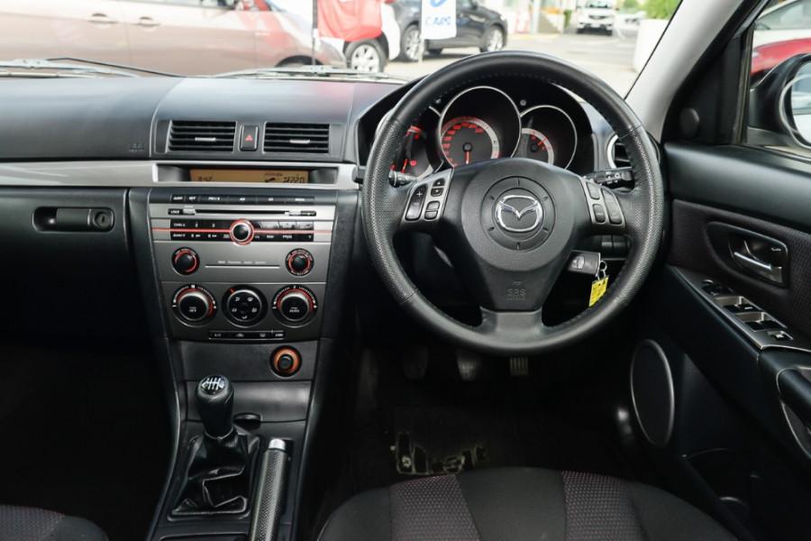 2007 Mazda 3 BK1032 SP23 Sedan
