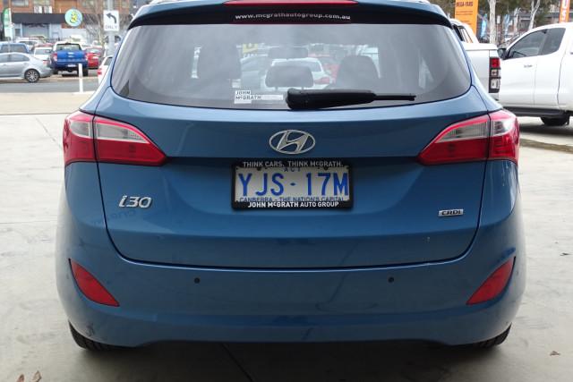 2012 Hyundai I30 Active 8 of 26