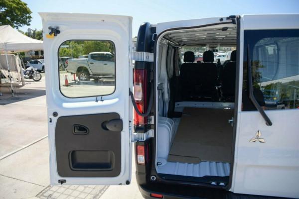 2020 MY21 Mitsubishi Express SN GLX LWB Auto Van Image 5