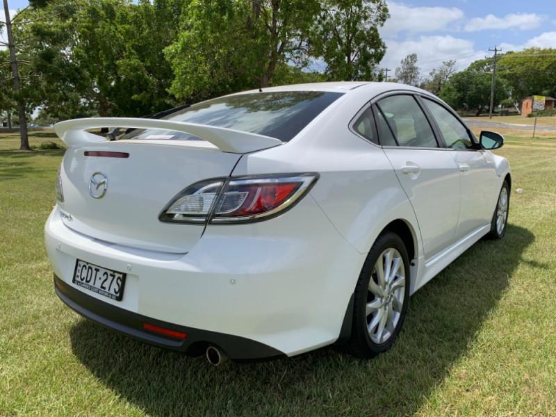 2012 Mazda 6 GH1052 Touring Hatch