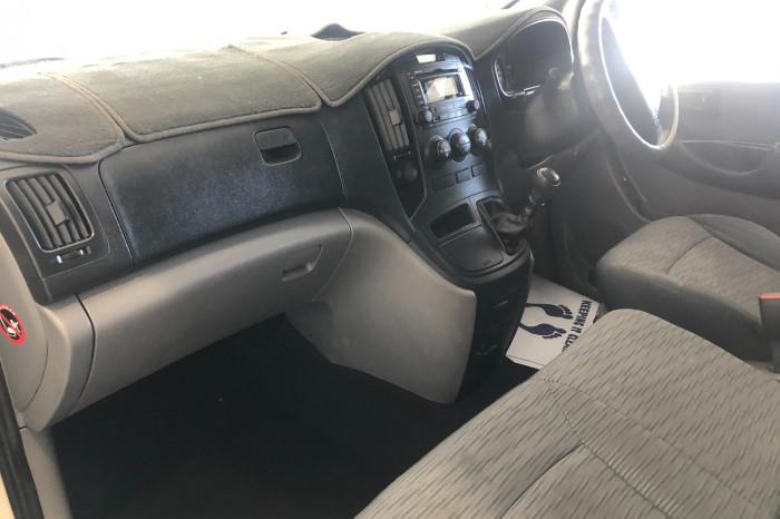 2013 Hyundai Iload TQ2-V MY13 Van Image 4