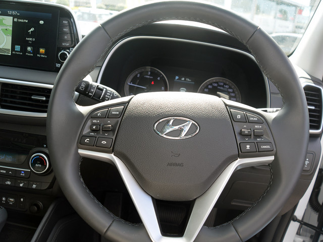 Demo 2019 Hyundai Tucson Highlander #420302593 Gold Coast