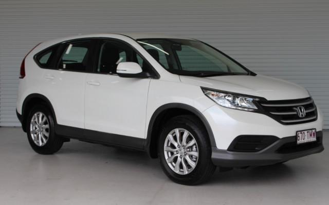 Honda CR-V VTI RM MY14